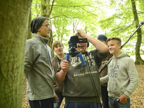 Vielfalt filmen mit Vision – Jugend NaturfilmCamp