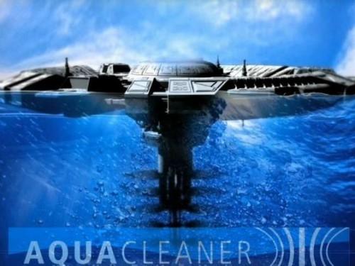 Aquacleaner – Wir reinigen Gewässer, ganz ohne Chemie!