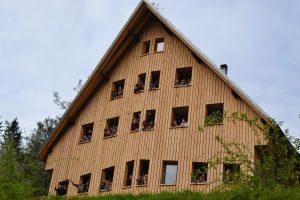 Unsere Kampagne auf EcoCrowd: Sanierung der Begegnungsstätte Oberlinhaus