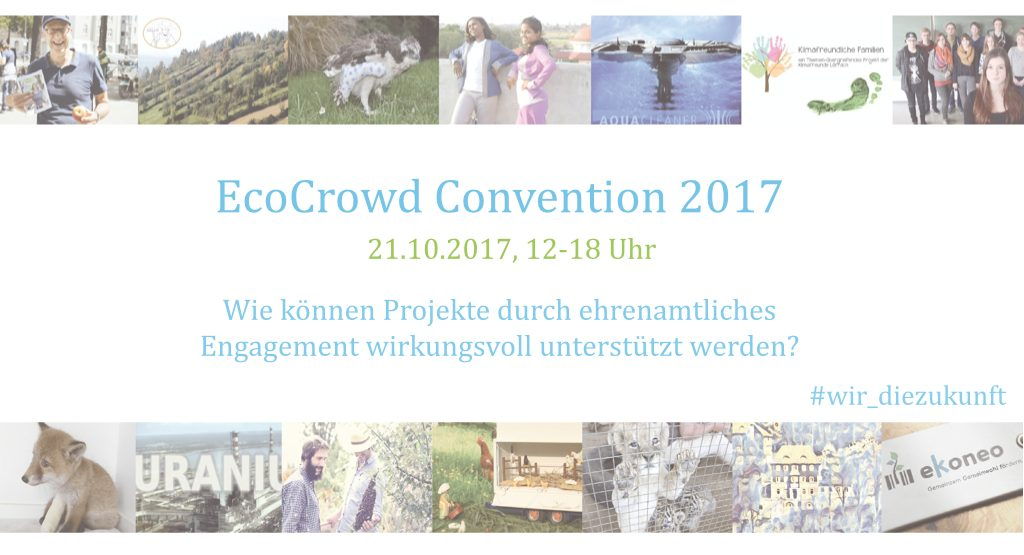 EcoCrowd Convention 2017