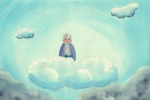 Unsere Kampagne auf EcoCrowd: Der Wolkenmann