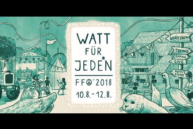 Watt für Jede*N Festival Ostfriesland