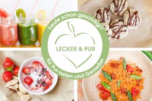 """""""LECKER & PUR""""  – vegane und nachhaltige Köstlichkeiten im Herzen von Hildesheim"""