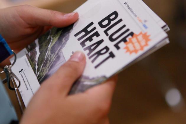 Weitergabe-Filme für Umwelt-Festival