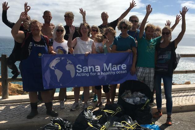 Sana Mare – Bildung und Aktionen gegen den Meeresmüll