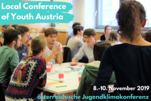 Local Conference of Youth (LCOY) Austria 2019