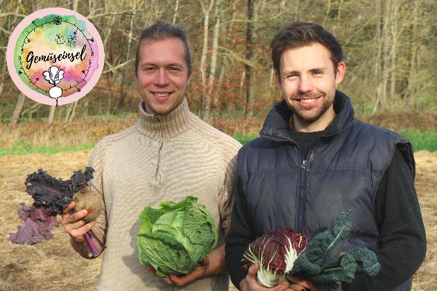 Solawi Gemüseinsel – regenerativer Bio-Gemüseanbau