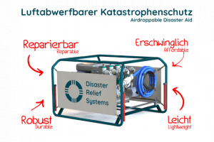 Drop it | Airdroppable Water Purification Unit