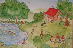 Gebäude – Freies Kinderprojekt Jardim Aurora