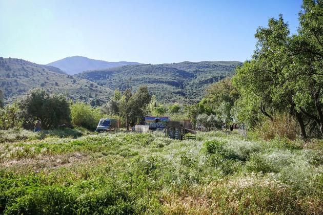 Rettung des Gemeinschaftsplatzes der Communities von Los Saltamontes