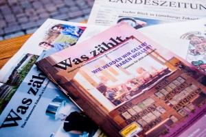 Was zählt. – Das Zukunftsmagazin in Deiner Lokalzeitung