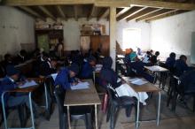 Ausstattung für Klassenräume der Reichenau Mission School