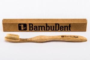 Die nachhaltige Mundhygiene – BambuDent