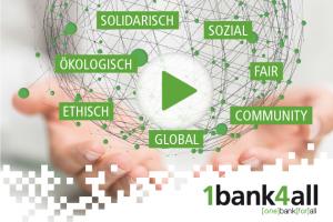 1bank4all – Die erste globale soziale Bank