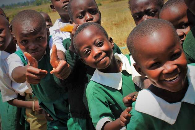 Mehr Schulspeisungen für Kisumu!