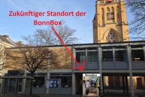 BonnBox – die erste GiveBox für Bonn