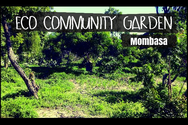 Eco Community Garden Mombasa