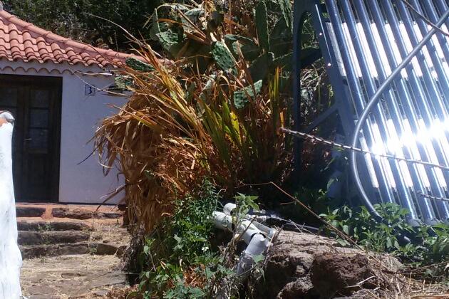 Nachhaltig urlauben, lernen und leben auf der Finca Miguel, Kanareninsel La Palma
