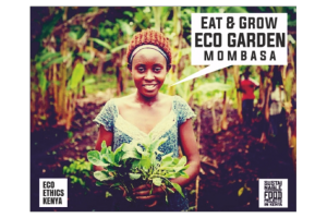 Eat & Grow – Eco Garden for Streetkids in Mombasa