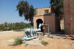 Ein Brunnen für Anafora Too