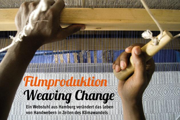 Weaving Change