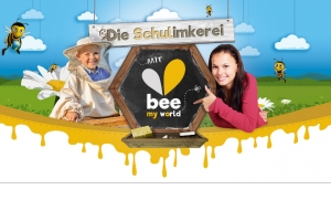 School beekeeping by bee-my.world e.V.