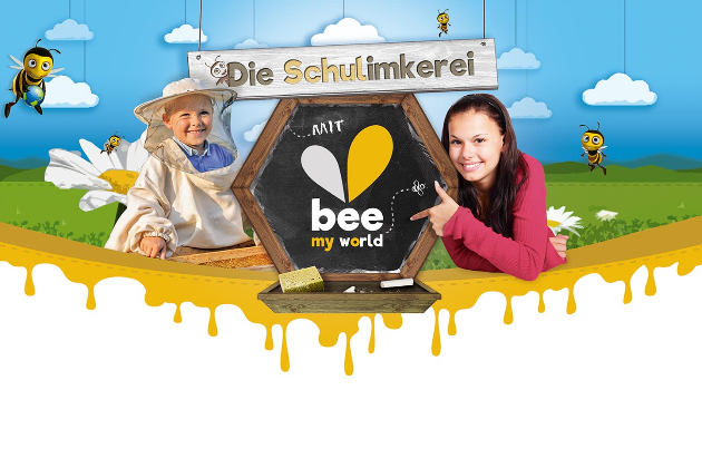 Die Schulimkerei mit bee-my.world e.V.