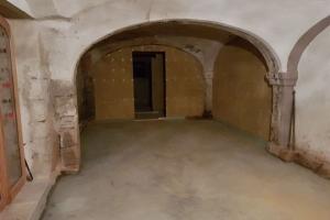 Maienhof: Im Gewölbe entsteht ein Gemeinschaftsraum